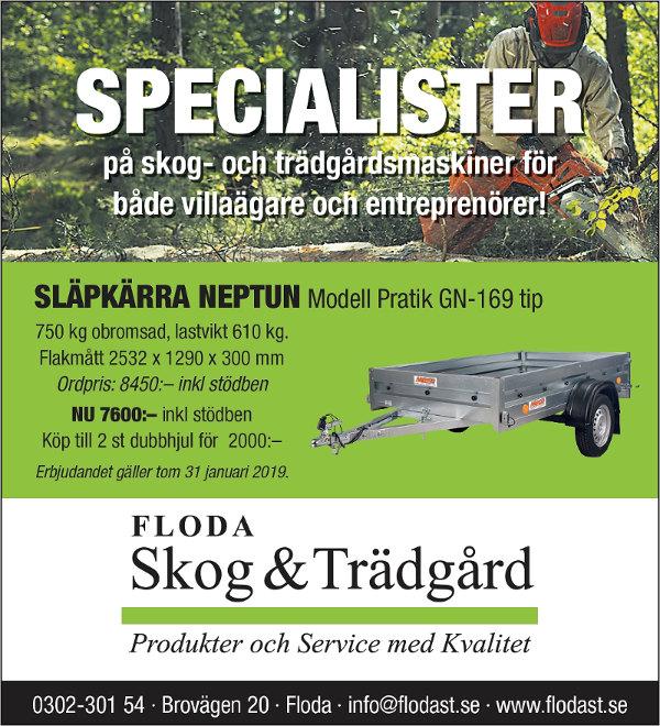 Floda-Skog-Trädgård-Kampanj